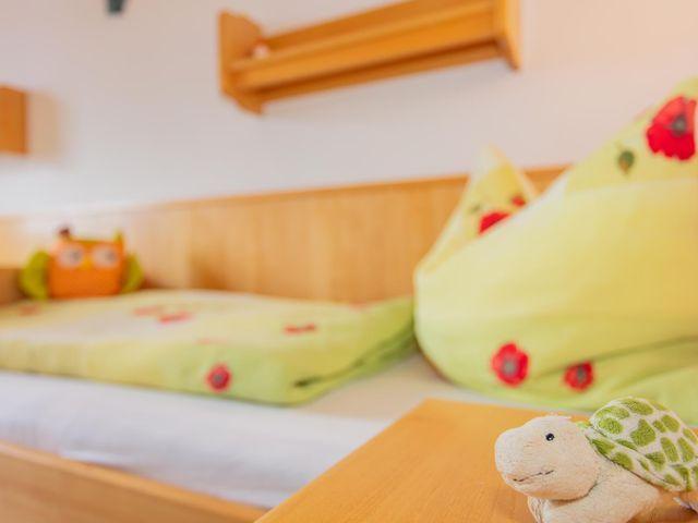 Kinderzimmer Sonnenschein